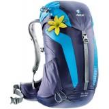 Рюкзак Deuter AC Lite 22L SL Blueberry Turquoise (3349)