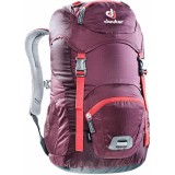 Рюкзак Deuter Junior 18L Blackberry Aubergine (5530)
