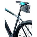 Подседельная велосипедная сумка Deuter Bike Bag Click I Black (7000)