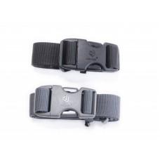 Пояс к рюкзаку Deuter Waist Belt 25mm Grey