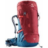 Рюкзак Deuter Fox 40L Cranberry Steel (5316)