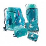 Набор Deuter OneTwoSet - Sneaker Bag Petrol Horse (3037)