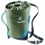 Мешочек для магнезии Deuter Gravity Chalk Bag II L Khaki Navy (2325)