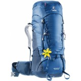 Рюкзак Deuter Aircontact 40 + 10L SL Steel Midnight (3399)