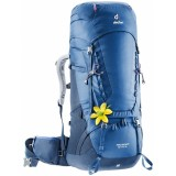 Рюкзак Deuter Aircontact 50 + 10L SL Steel Midnight (3399)
