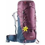 Рюкзак Deuter Aircontact 50 + 10L SL Blackberry Navy (5326)