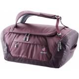 Сумка-рюкзак Deuter Aviant Duffel Pro 60L Maron Aubergine (5543)