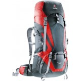 Рюкзак Deuter ACT Lite 65+10L Granite Fire (4560)