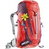 Рюкзак Deuter ACT Trail 28L SL Fire Aubergine (5513)