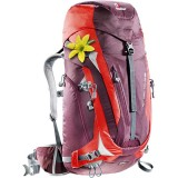 Рюкзак Deuter ACT Trail PRO 38L SL Aubergine Fire (5522)