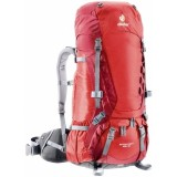 Рюкзак Deuter Aircontact 45+10L Fire Cranberry (5520)
