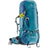 Рюкзак Deuter Aircontact 60+10L SL Denim Midnight (3353)