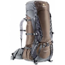Рюкзак Deuter Aircontact 75+10L Coffee Black (6701)