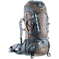 Рюкзак Deuter Aircontact PRO 55+15L SL Coffee Black (6701)