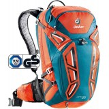 Рюкзак Deuter Attack 20L Papaya-Petrol (9306)