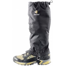 Защитные гетры Deuter Boulder Gaiter Long Black (7000)