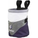 Мешочек для магнезии Deuter Chalk Bag I 1L Silver Blueberry (4311)
