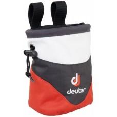 Мешочек для магнезии Deuter Chalk Bag I 1L Slate Orange (4901)