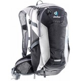 Рюкзак Deuter Compact EXP 12L Black White (7130)