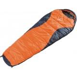 Спальник Deuter Dreamlite 400 -8° Sun Orange Midnight (8830) Правый