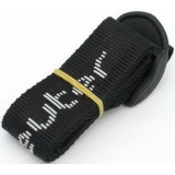 Удлинитель боковых стяжек рюкзака Deuter Extension Strap (40 см) Black (7000)