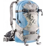 Рюкзак Deuter Freerider 24L SL Cream Baby Blue (6830)