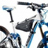 Подрамная велосипедная сумка Deuter Front Triangle Bag 1.6L Black (7000)
