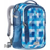Рюкзак Deuter Giga 28L Blue Arrowcheck (3016)