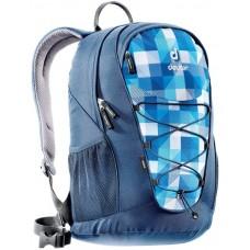 Рюкзак Deuter GoGo 25L Blue Arrowcheck (3016)