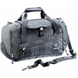 Дорожная сумка Deuter Hopper 20L Black Check (7005)