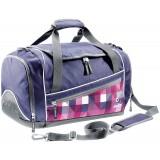 Дорожная сумка Deuter Hopper 20L Magenta Arrowcheck (5016)