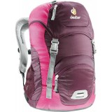 Рюкзак Deuter Junior 18L Aubergine Magenta (5509)