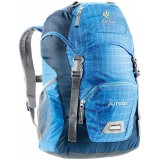 Рюкзак Deuter Junior 18L Coolblue Check (3014)