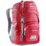 Рюкзак Deuter Junior 18L Raspberry Check (5003)