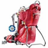 Рюкзак Deuter Kid Comfort 2 16L Cranberry Fire (5560)