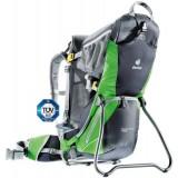 Рюкзак Deuter Kid Comfort Air 14L Graphite Spring (4207)