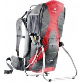 Рюкзак Deuter Kid Comfort I 14L Fire Anthracite (5580)