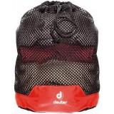 Упаковочный мешок Deuter Mesh Sack 10L Black Fire (7530) L