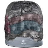 Упаковочный мешок Deuter Mesh Sack 18L Black Titan (7490) XL