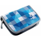 Пенал Deuter Pencil Box Blue Arrowcheck (3016) пустой