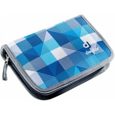 Пенал Deuter Pencil Box Blue Arrowcheck (3016)