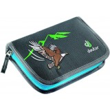 Пенал Deuter Pencil Box Granite Turquoise (4032) пустой