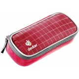 Пенал Deuter Pencilcase Raspberry Check (5003)