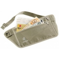 Кошелёк на пояс Deuter Security Money Belt Sand White (6102)