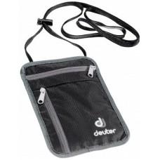 Кошелёк нагрудный Deuter Security Wallet I Black Granite (7410)