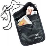 Кошелёк нагрудный Deuter Security Wallet II Black (7000)