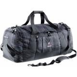 Дорожная сумка Deuter Tramp 110L Black Check (7005)