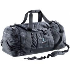 Дорожная сумка Deuter Tramp 90L Black Check (7005)