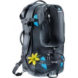 Рюкзак Deuter Traveller 60+10L SL Black Turquoise (7321)