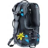 Рюкзак Deuter Traveller 60+10L SL Black Turquoise (7321)